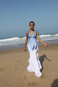 Свадьба на пляже? Платье невесты своими руками за 5 минут? Почему нет? Воможно ВСЕ!!!